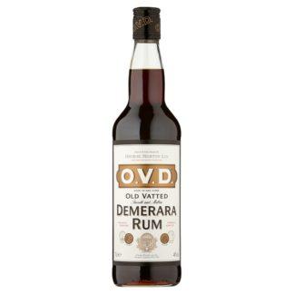 O.V.D. Rum 70cl