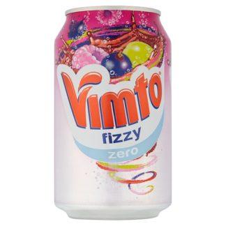 Vimto Fizzy Zero 330ml (Case of 24)