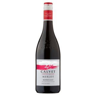 Calvet Limited Release Merlot 75cl (Case of 6)