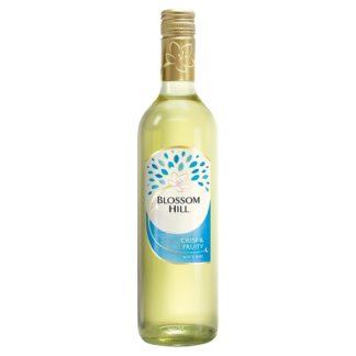 Blossom Hill Crisp & Fruity White Wine 750ml (Case of 6)
