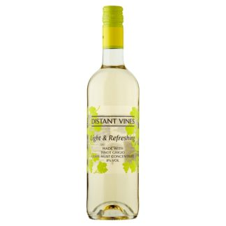 Distant Vines Light and Refreshing 75cl (Case of 6)