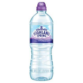 Highland Spring Still Spring Water 750ml (Case of 15)