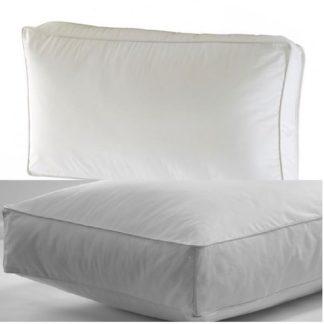 Nightcomfort Pillow Percale Cotton T230 38x64x10cm Side Sleep Box 750g