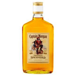 Captain Morgan Original Spiced Gold Rum Based Spirit Drink 35cl (Case of 6)
