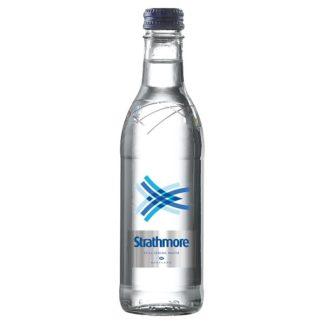 Strathmore Still Spring Water 330ml Glass Bottle (Case of 24)