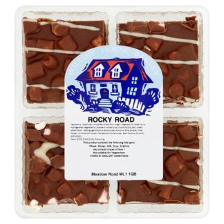 Willow House Bakery 4 Rocky Road Slices