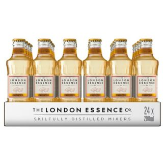 London Essence Delicate London Ginger Ale 200ml (Case of 24)