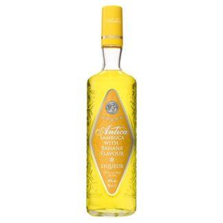 Antica Sambuca with Banana Flavour Liqueur 70cl (Case of 6)