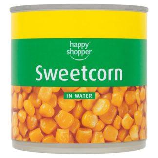 Cirio Sweetcorn 326g (Drained Weight 285g) (Case of 12)