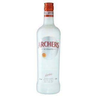 Archers Peach Schnapps 70cl (Case of 6)