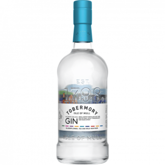 tobermory gin front