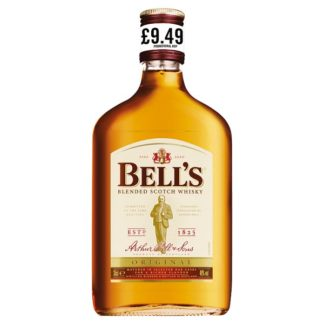 Bell's Blended Scotch Whisky 35cl £9.49 (Case of 6)