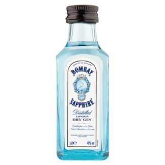 Bombay Sapphire 5cl (Case of 12)
