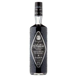Antica Sambuca with Liquorice Flavour Liqueur 70cl (Case of 6)