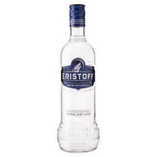 Eristoff Premium Vodka 70cl (Case of 6)