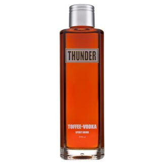 Thunder Toffee Vodka 70cl (Case of 6)