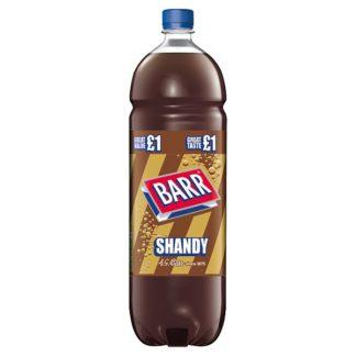 Barr Shandy 2L Bottle, PMP £1 (Case of 6)
